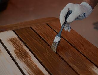 5 podstawowych zasad zabezpieczania drewna